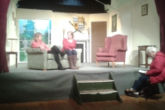 Murder in a play  by Simon Brett performed by Buxted Players